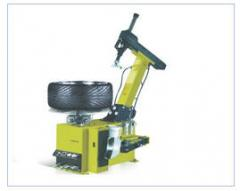 Tire-mounting equipment automatic