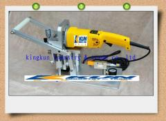 Portable anchor bolt drilling machine