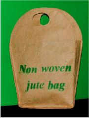 Nonwoven jute cloth, jute bags,agricultural mulch