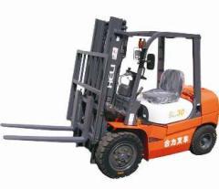 ΑⅡ系列4吨内燃平衡重式 叉车