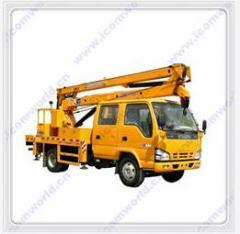 Aerial Working Vehicle