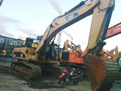 CAT excavator Used excavator digger for sale 345D
