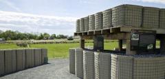 Barrier shields
