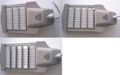 LED light module system