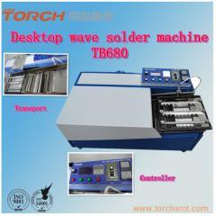 Desk wave soldering machine TB680