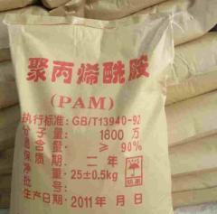 Polyacrylamide (PAM) powder