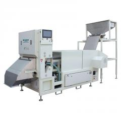 Optical sorter for wheat,seed,beans pre-cleaning