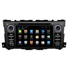 China Export Nissan Central Android Radio For Car