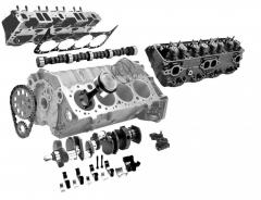 Engines for ships