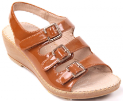 Children's Sandal, PU Upper with Lovely Style,
