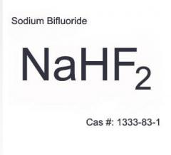 Sodium bifluoride