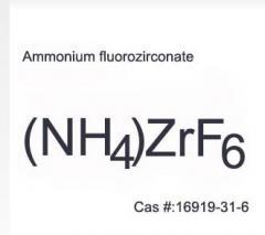 Ammonium fluorozirconate