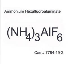 Ammonium Hexafluoroaluminate
