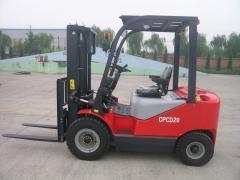 2.0 ton Diesel Forklift