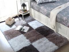 Hot sale long tile strip design rugs and carpet