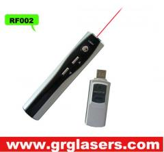 RF Wirless Laser Presenter