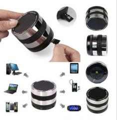 Portable Wireless Stereo Bluetooth Speaker For