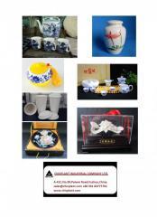 Porcelain articles