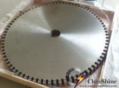 Large Diameter Diamond Saw Blades & Diamond Circular Blades