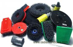 Diamond Abrasive Brush for stone