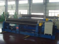 Plate rolling machine W11-8X3200.