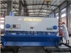Hydraulic guillotine shear QC11Y-8X2500