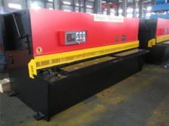 QC12Y-4X3200 Hydraulic swing beam shear