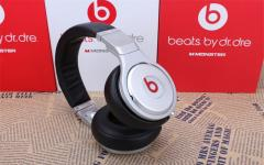Beats Pro Over-Ear Headphone (Discontinued by
