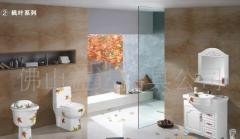 卫浴套间/浴室套间/马桶/拖布池/浴室柜