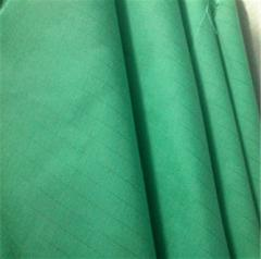 Fabrics with special machining