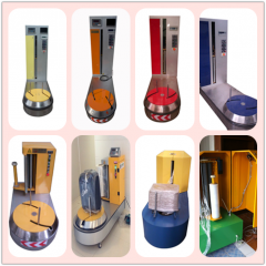 2015 New Design luggage wrapping machine/baggage