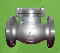 API check valve