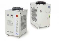 特域水冷式冷水机用于胶印UV光固机