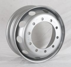 Supply high quality 22.5x7.5/8.25/9.00/11.75 rim