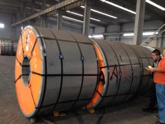 Steel coil, hot rolled steel, cold rolled steel,