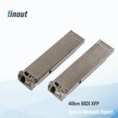 10G XFP BIDI T1270nm|R1330nm 40KM Optical Module