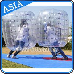 Bumper ball Traspatent Inflatable Bubble Suits