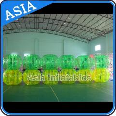 Bumper ball Full Color Bubble Soccer Balls for