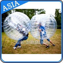 Bumper ball bubble soccer ball