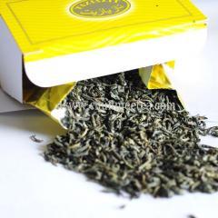 Китайский чайная фабрика поставляет зеленый чай