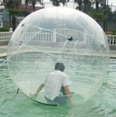 Walking on water ball super funny ball