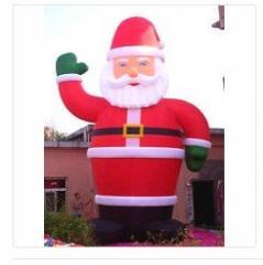 26' Inflatable Santa Christmas Holiday