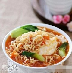 Fried instant noodles quality improver