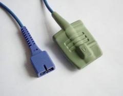 Nellcor Adult silicone soft tip Spo2 sensor