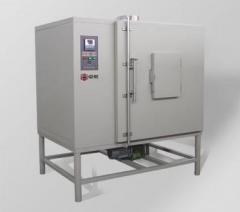 Высокотемпературная камера спекания