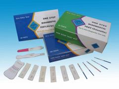 Medical one step diagnostic test high quality hcv rapid test kit