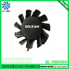 Offer high static pressure Brushless Fan No noise