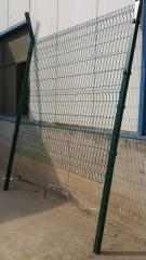 Welded wire mesh fence panel(Shengxuan Fence)