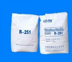 Raw material for the manufacture of paints