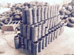 Black annealed iron wire,alambre recozido,arame